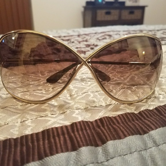 18f2a9cfd6a Tom Ford Miranda Bronze Gold Sunglasses. M 5ac2c8cd2ab8c575e955eb98. Other  Accessories you may like